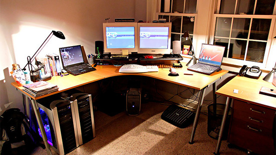 online home office
