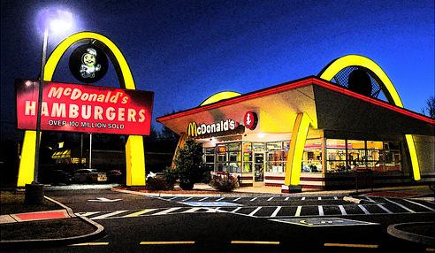 McDonalds Awesome
